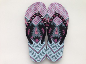Wholesale Brazil style summer beach chinese slippers