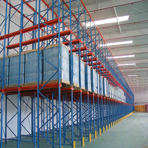 Drive-in Warehouse Storage Rack
