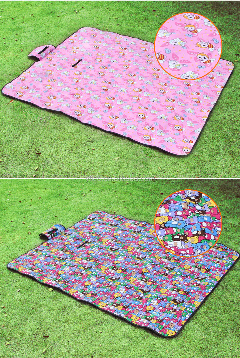Baby Crawling Pad Sleeping Cushion Moistureproof Outdoor