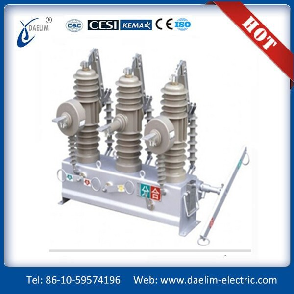 High voltage Low loss Z32BF-12 TYPE OUTDOOR BOUNDARY VACUUM CIRCUIT BREAKER