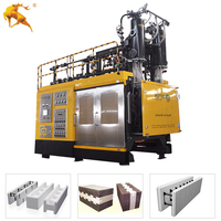 New Hot Sells Fully Automatic EPS Foam Box ICF Machine