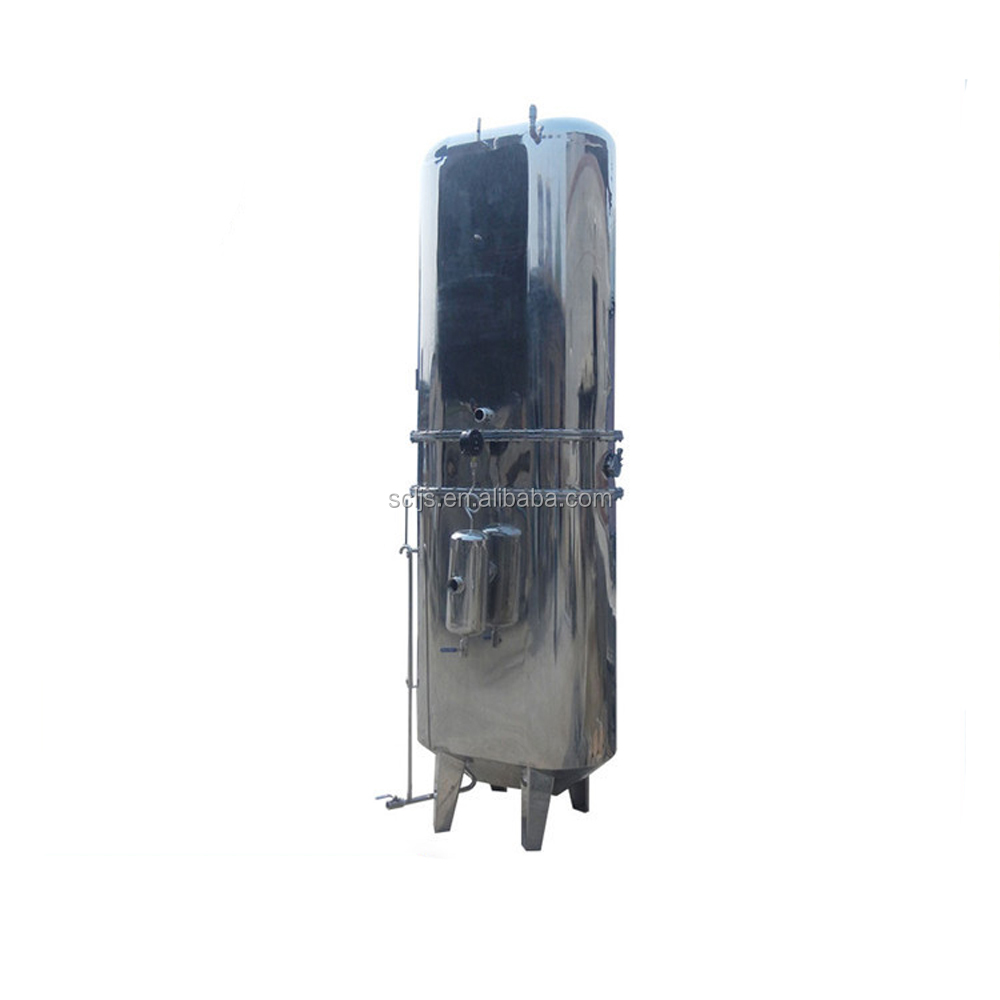 GJZZ-200 High-effect Stainless steel double distillation equipment