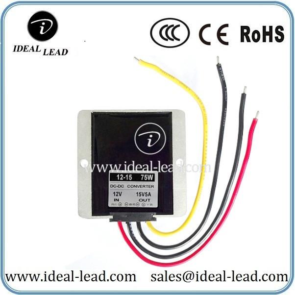 12Vdc to 15Vdc 5A converter_3