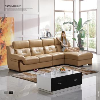 Leather Sofa Set Furniture