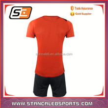 Stan Caleb hign guality sublimation design soccer jersey 100% polyester jersey custom soccer jersey team