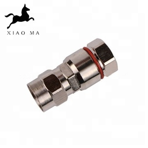 FREE SAMPLE 1-5/8' eia connector to 7/16 female adaptor flange to7/16 din rf adapter coaxial 1-5/8 with cable
