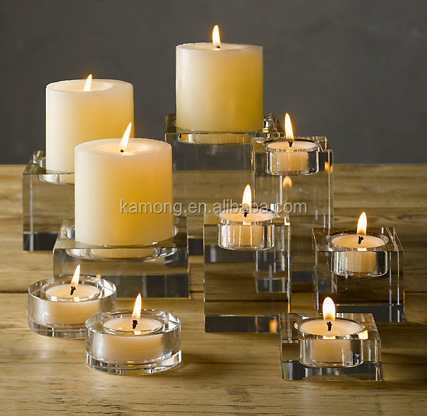 clear crystal birthday candle, small glass crystal candle holders, cheap crystal candle holders