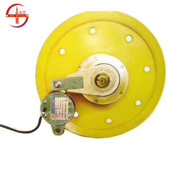 tower crane load limit switch, load cell