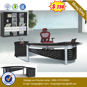 Moden Wooden Office Furniture Boss table for Executive Office (NS-ND131)