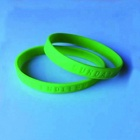 Wholesale Custom adjustable Silicone Wristband design your own silicone wristbands