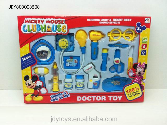 Lucu Kartun Doktor Tools Set Mainan Dengan Ringan Dan Musik Buy