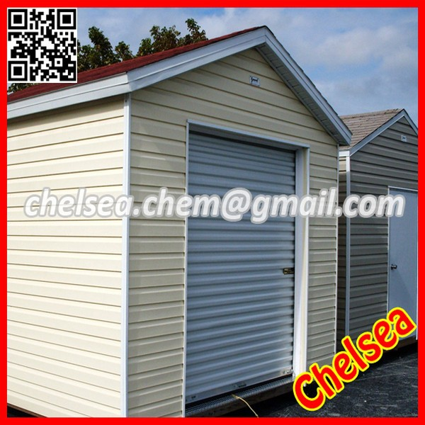Automatic color steel noiseless storage rolling shutter for shed rolling door