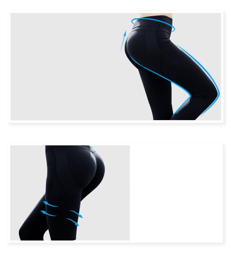 Custom High Quality Black Yoga Pants Fitness Clothing Manufacturer Yoga Pants For Girls 13