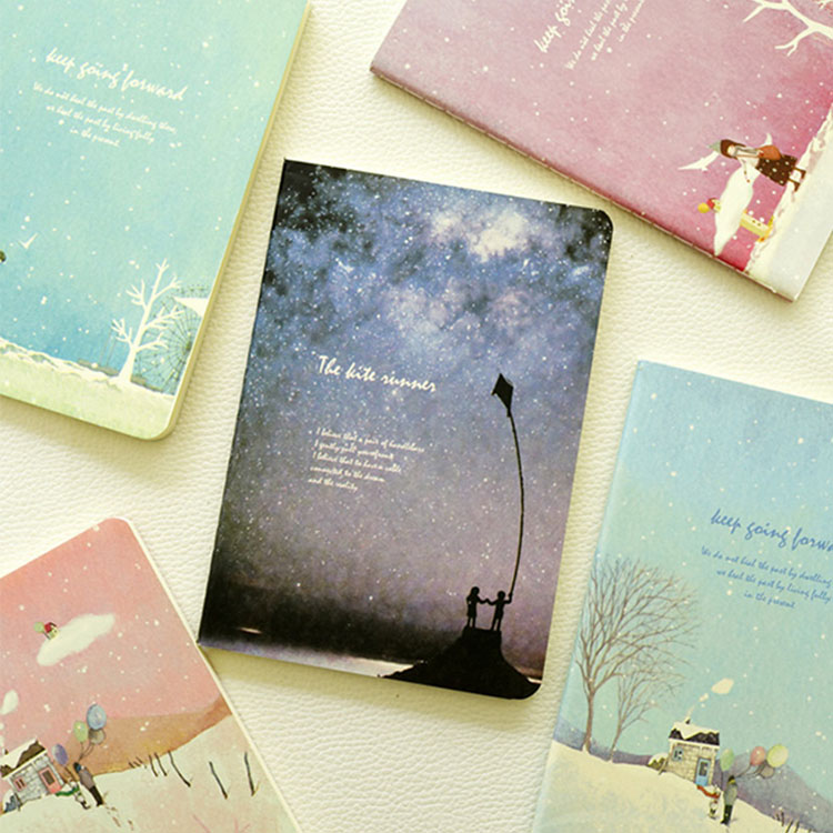 Brand classmate stationery printing notepad/notebooks