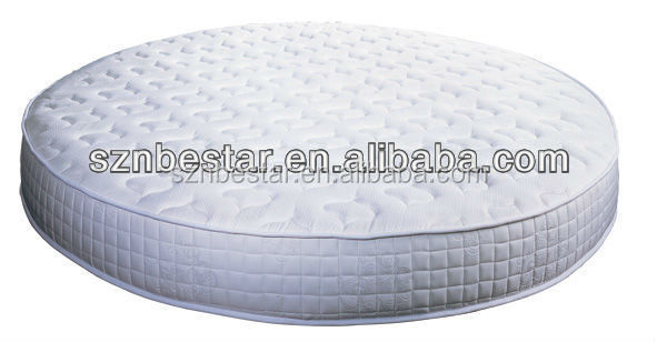 2015 bedroom furniture king size round bed mattress