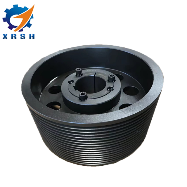 Wholesale polished black taper lock bushes