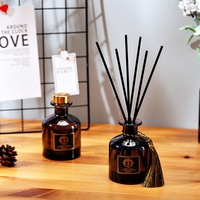 Hotel Essential Reed Diffuser Essential Oil Set Rattan Aromatherapy set Indoor Room Perfume 50ml