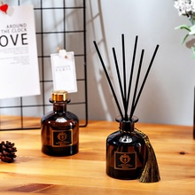 Hotel Essentiële Reed Diffuser Etherische Olie Set Rotan Aromatherapie set Indoor Kamer <span class=keywords><strong>Parfum</strong></span> 50 ml