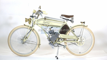 Vintage Gas Chopper Bike 38CC Motor Dirt Bike