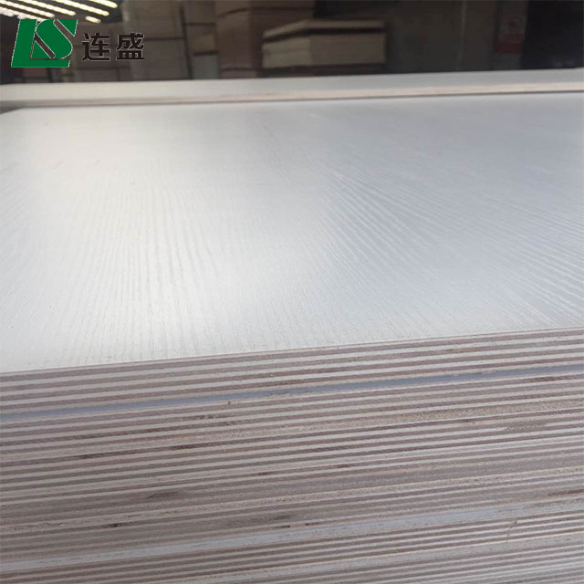 Factory made marine melamine faced plywood 18mm