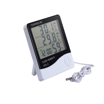 HTC-2 Electronic Temperature Humidity Meter Digital Thermometer Hygrometer LCD Outdoor temperature Digital