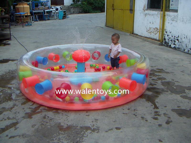 B b piscine balles intex b b piscine enfants piscine for Piscine a balle mousse