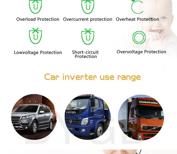 Hot sale 150w converter 12v 110v 220v dc to ac car power inverter.jpg