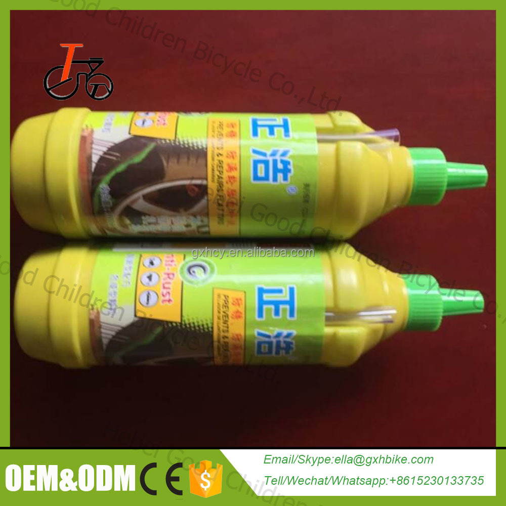 waterproof sealant for plastic puncture repair liquid tyre sealant