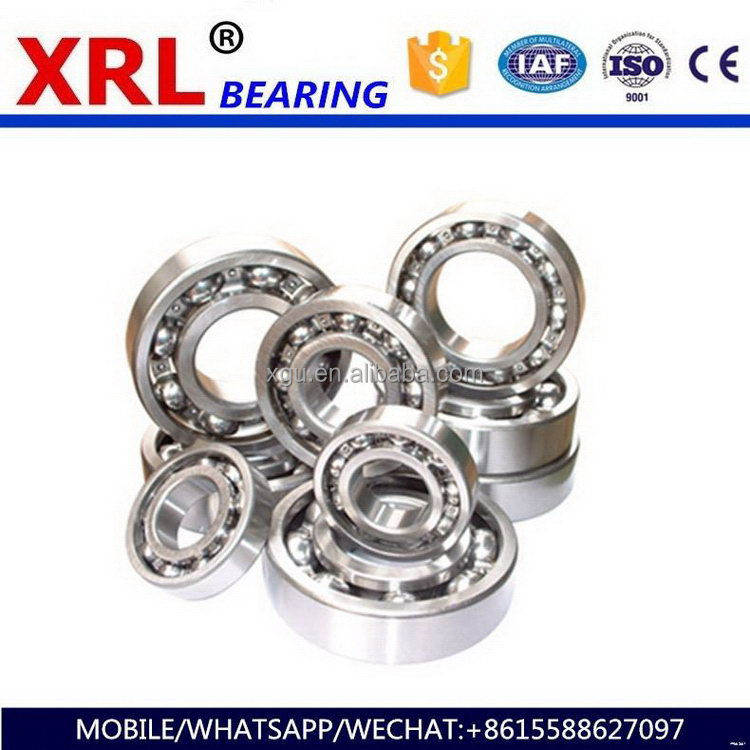 Bottom price most popular forging steel deep groove ball bearing 6219