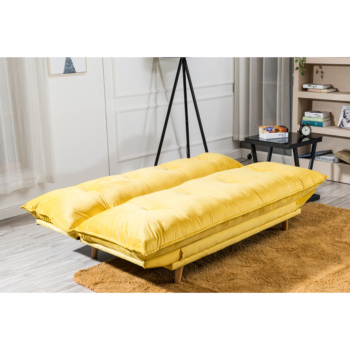 New Design Yellow Sofa Bed,Living Room Velvet Sofa Bed,Promotion Model Good  Price Sofa Bed Lounge Sofa - Buy Fabric Sofa Bed,Lounge Sofa,Amazon Sofa ...