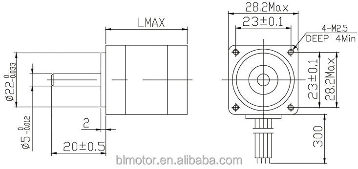 0 9  1 8degree nema 34 hybrid stepper motor size 85mm for