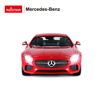 Rastar toy Mercedes-Benz new realistic rc car with opening doors
