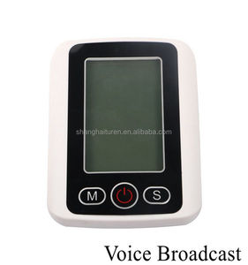 High Quality digital sphygmomanometer, hospital electronic blood pressure checking