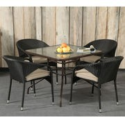 2014 LIVING OUTDOOR RATTAN FURNITURE WITH STEEL FRAME
