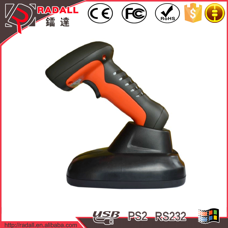 RD - 6650AT High Speed USB Automatic Handheld Wried Laser Barcode Scanner Bar Code Reader