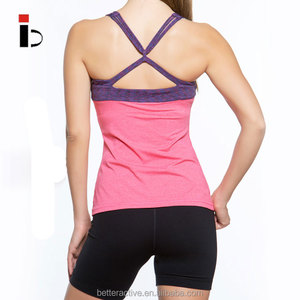 Essential Yoga wear Fit tank top for women