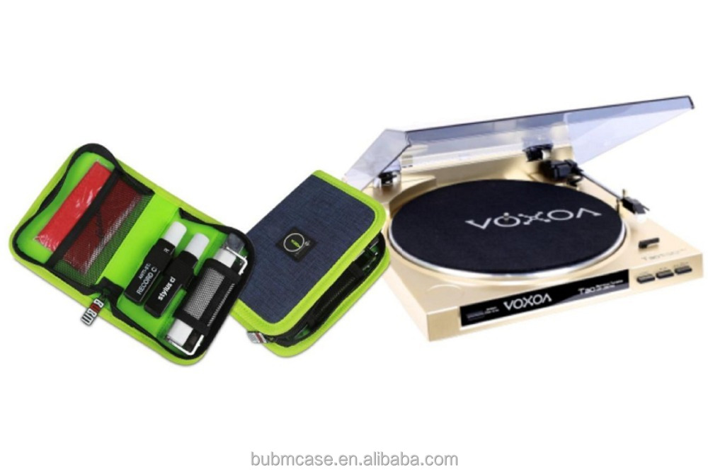 Voxoa W50 Turntable Record Cleaning Kit With Antistatic Cloth