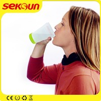 Seksun home solar systems light solar powered cup eco-friendly and durable plastic bottle outdoor led light