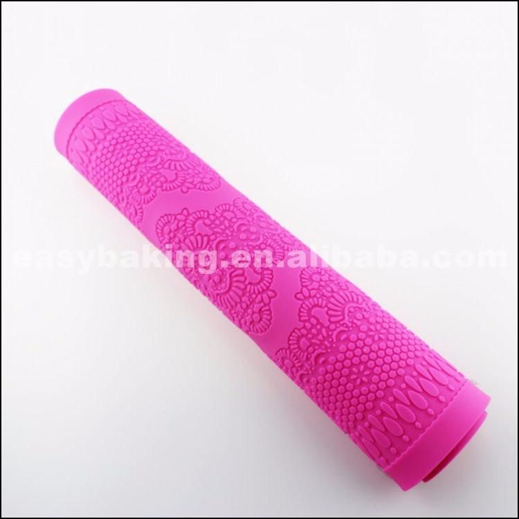SLM-19 Lovely Silicone Mats Lace Fondant Molds for cake decorating