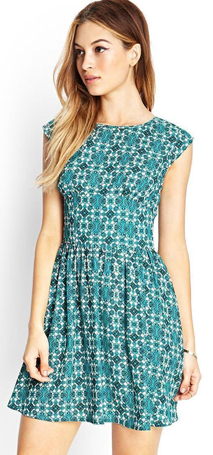 Cap Sleeve Dresses for Teens