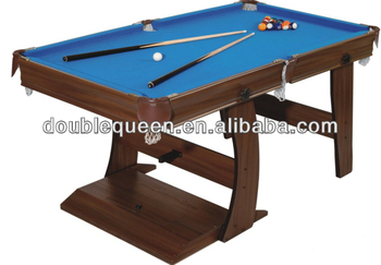 Folding Pool Table 8ft