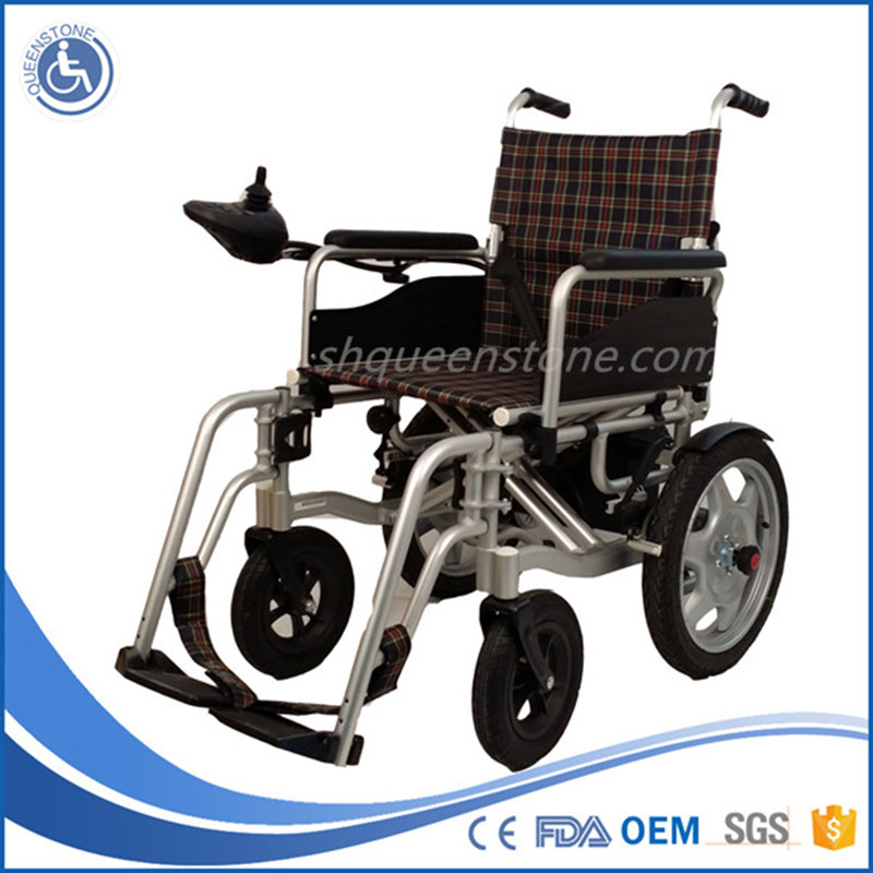 2015 Cheapest Folding Power Electric Wheelchair For