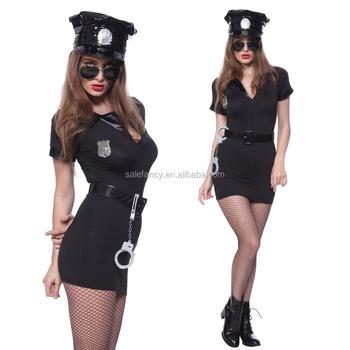 lady womens bad cop sexy police costume women halloween costume QAWC-8646  sc 1 st  Alibaba & Lady Womens Bad Cop Sexy Police Costume Women Halloween Costume Qawc ...