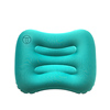 Wholesale custom adjustable ultralight outdoor beach camping compressible plastic air inflatable travel pillow
