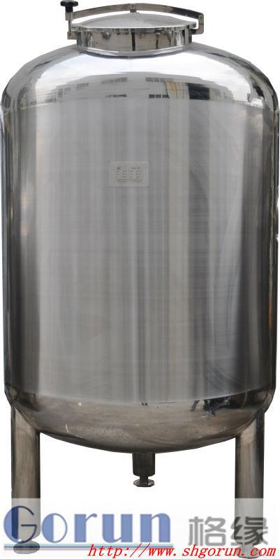 Stainless Steel Diesel Fuel Storage Tank Stainless Steel