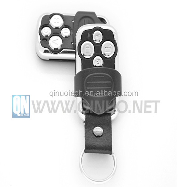 Qinuo Oem Metal Keyless Remote Case With Sliding Cover