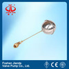 stainless steel 1/2'' water tank float valve