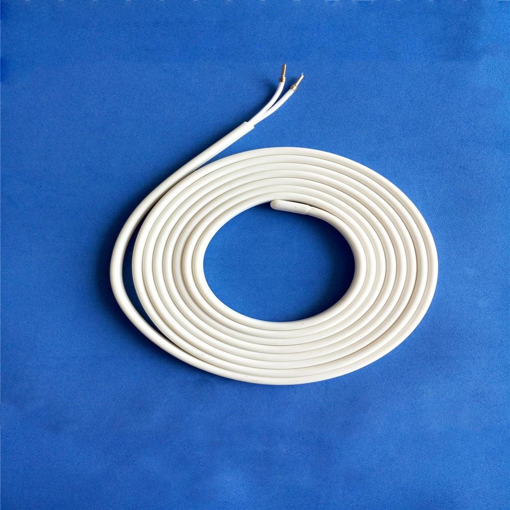 Cable Heater Element : Élément chauffant c ble en silicone et gouttière