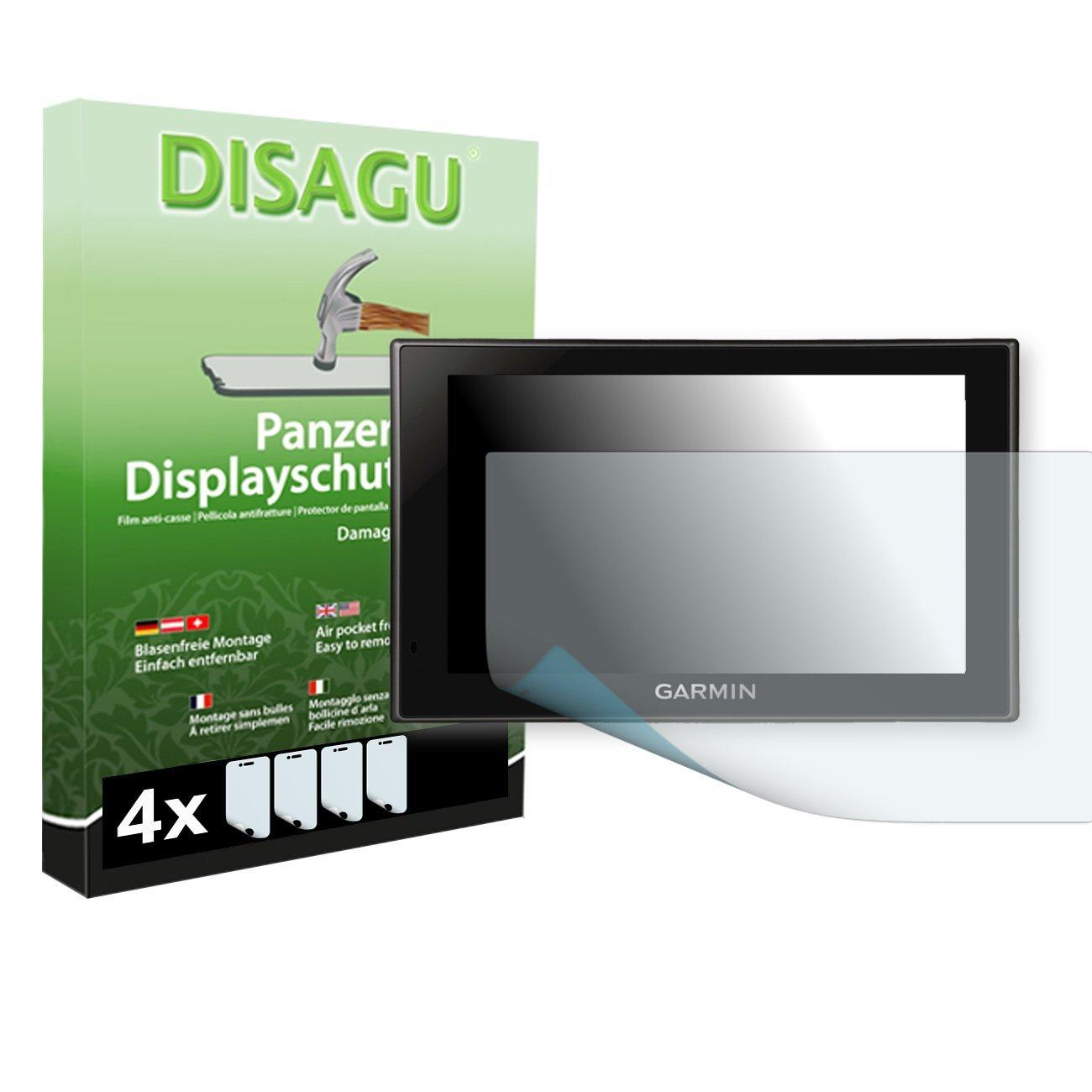 4 x DISAGU Armor screen protector for Garmin Camper 660 LMT screen fracture protection film