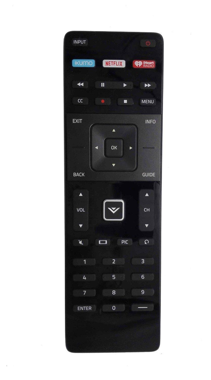 New Remote Control fit for VIZIO Internet TV E50-C1 E65X-C2 E50U-C1 E40X-C2 E70-C3 E65-C3 E32H-C1 E40-C2 E43-C2 E48-C2 E50-C1 E55-C1 E60-C3 XRT122